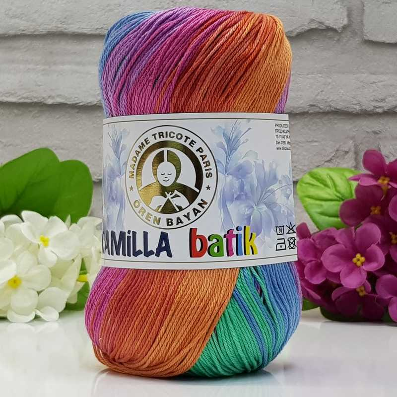 SMC Catania Color 50g Yarn, Variegated Color - 20032601-0209 - Hobiumyarns | 800x800