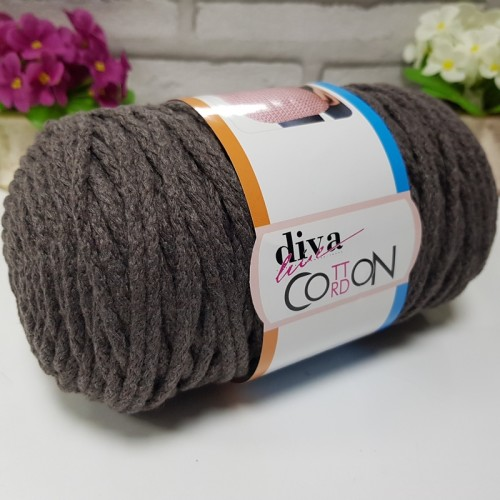 DİVA LİNE - COTTON CORDON 169 VİZON
