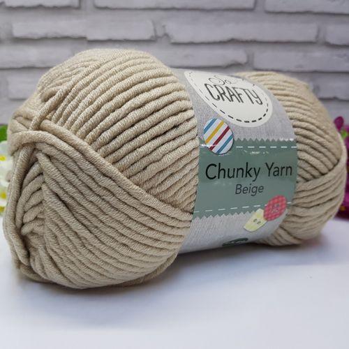 CRAFTY CHUNKY (400 GR) 05 BEJ