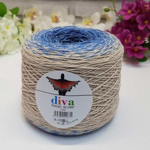 DİVA LİNE - DİVA MAGIC SCARF 150-14