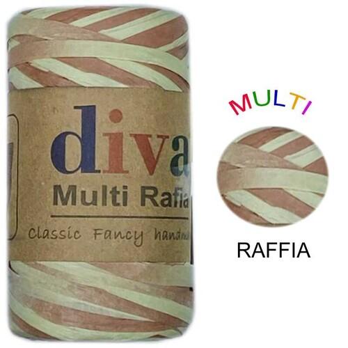 DİVA LİNE - DİVA MULTI RAFFIA 125 GR - MRF5