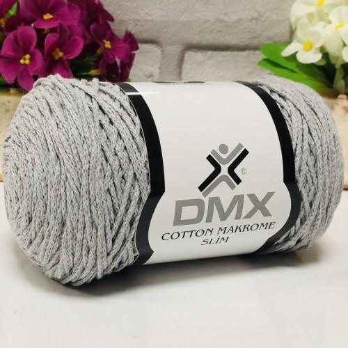 DMX - DMX COTTON MAKROME İNCE 2107 AÇIK GRİ