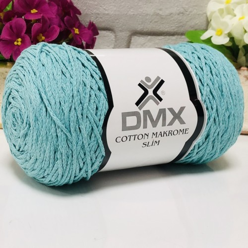 DMX - DMX COTTON MAKROME İNCE 2119 MİNT