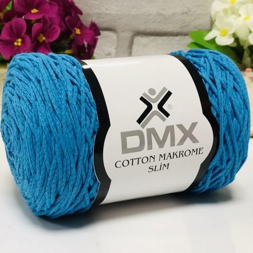 DMX - DMX COTTON MAKROME İNCE 2122 OKYANUS