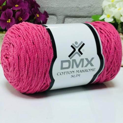DMX - DMX COTTON MAKROME İNCE 2244 KOYU PEMBE