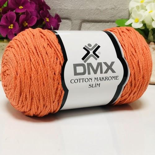 DMX - DMX COTTON MAKROME İNCE 979 PORTAKAL