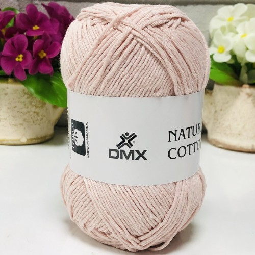 OUTLETYARN - DMX NATURAL COTTON 1003 SOFT PUDRA