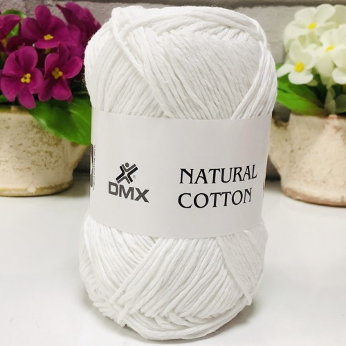 DMX - DMX NATURAL COTTON 2101 BEYAZ