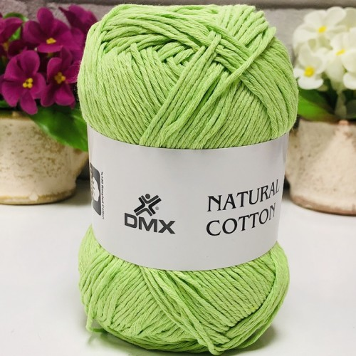 DMX - DMX NATURAL COTTON 2120 FISTIK YEŞİLİ
