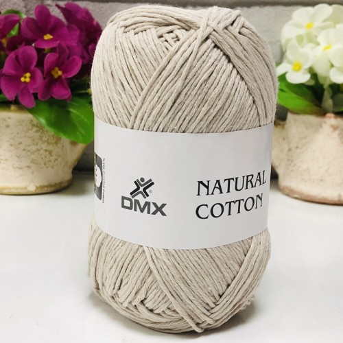 DMX - DMX NATURAL COTTON 2305 BEJ