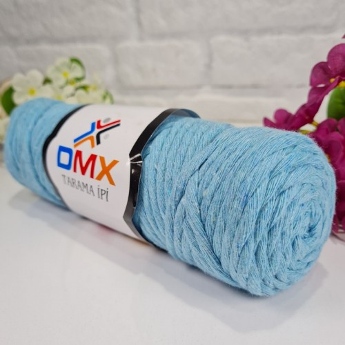 OUTLETYARN - DMX TARAMA İPİ 1000 SOFT MAVİ