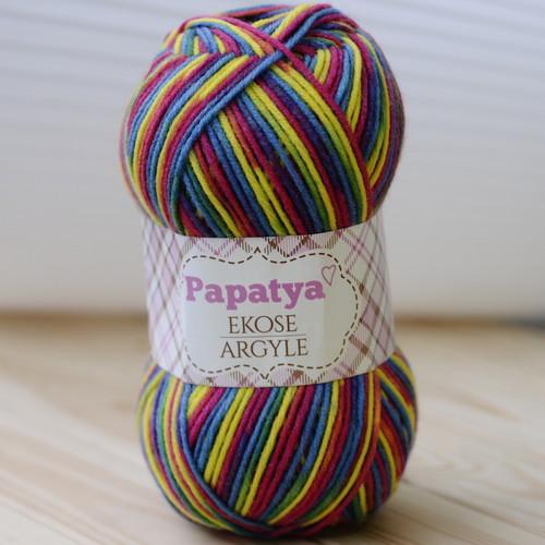 PAPATYA - PAPATYA EKOSE ARGYLE 01