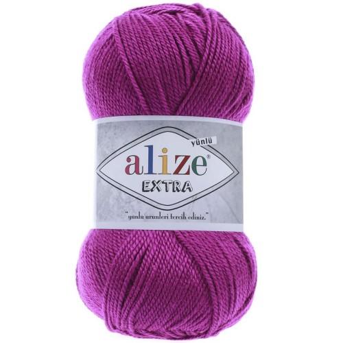 ALİZE - EXTRA 621 FUŞYA
