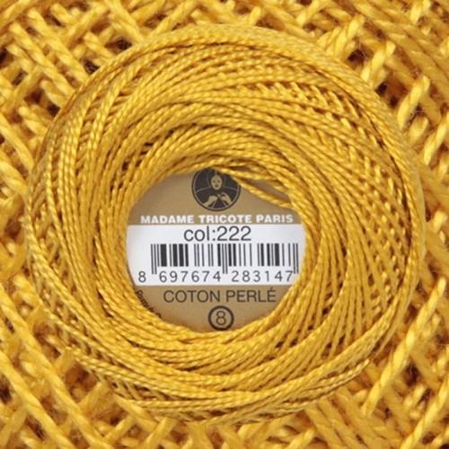 ÖREN BAYAN - ÖREN BAYAN COTON PERLE NO:8 0222