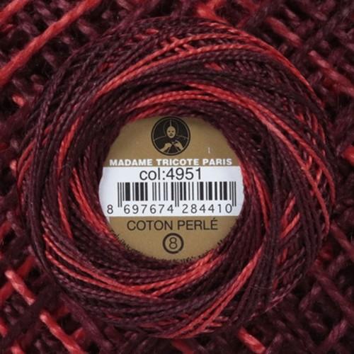ÖREN BAYAN - COTON PERLE NO:8 4951