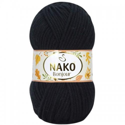 NAKO - NAKO BONJOUR 00217 SİYAH