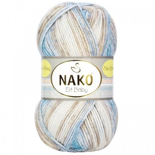 NAKO - NAKO ELİT BABY MİNİ BATİK 32421