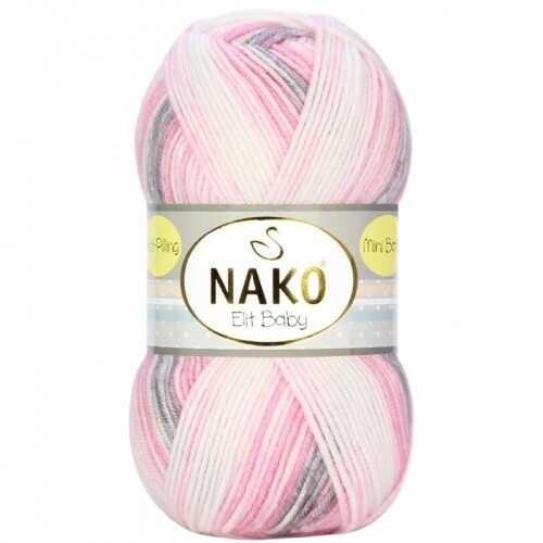 NAKO - NAKO ELİT BABY MİNİ BATİK 32419
