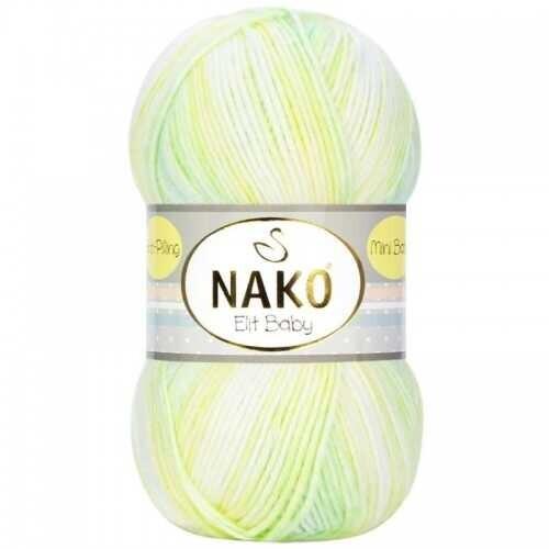 NAKO - NAKO ELİT BABY MİNİ BATİK 32424