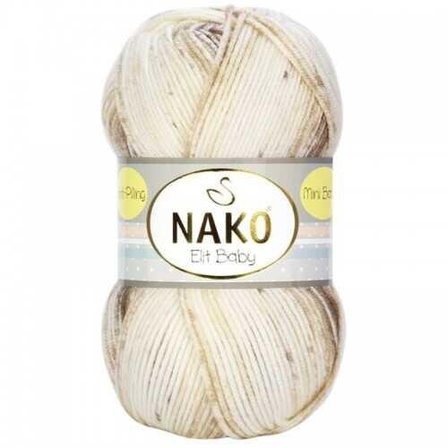NAKO - NAKO ELİT BABY MİNİ BATİK 32426