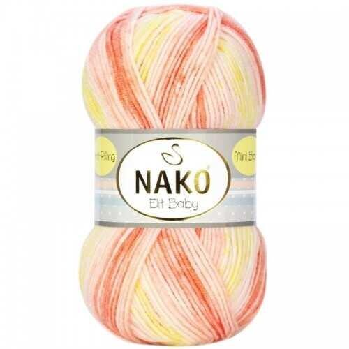 NAKO - NAKO ELİT BABY MİNİ BATİK 32430