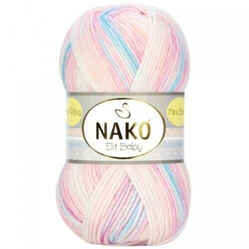 NAKO - NAKO ELİT BABY MİNİ BATİK 32431