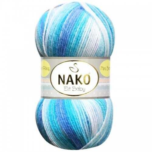 NAKO - NAKO ELİT BABY MİNİ BATİK 32455