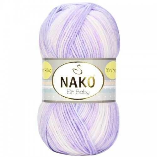NAKO - NAKO ELİT BABY MİNİ BATİK 32460