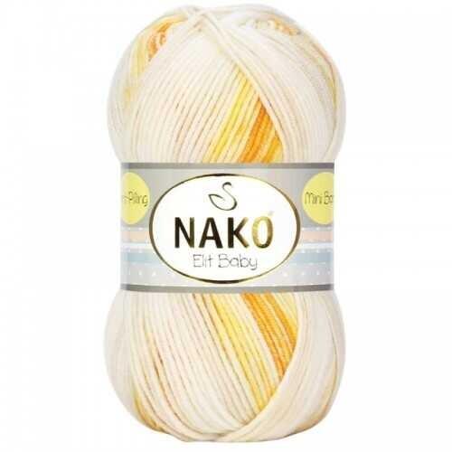 NAKO - NAKO ELİT BABY MİNİ BATİK 32462