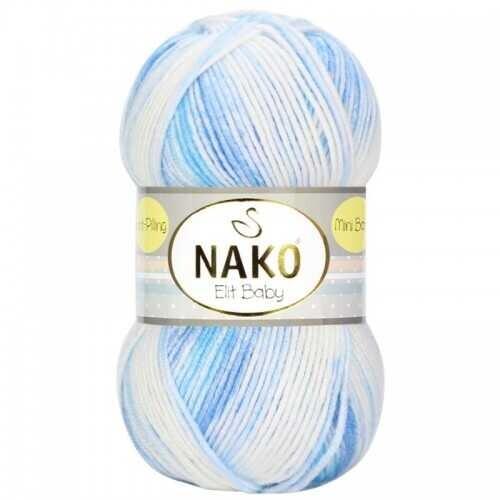 NAKO - NAKO ELİT BABY MİNİ BATİK 32459