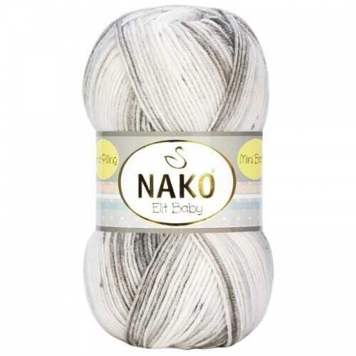 NAKO - NAKO ELİT BABY MİNİ BATİK 32461