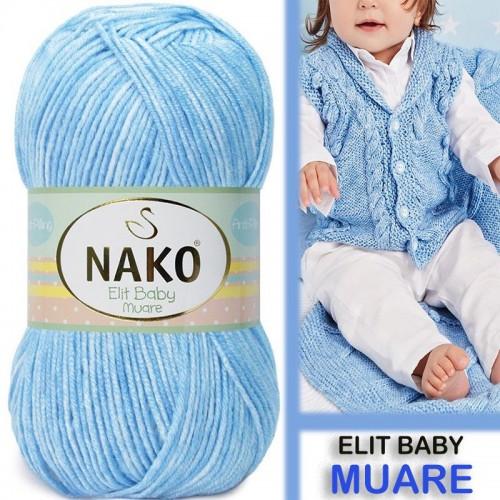 NAKO - NAKO ELİT BABY MUARE 31706