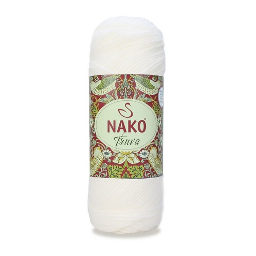 NAKO - NAKO TRUVA 208 BEYAZ