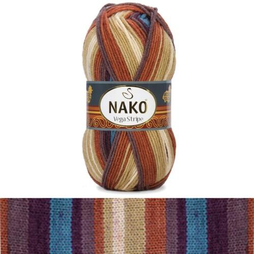NAKO - NAKO VEGA STRİPE 82420