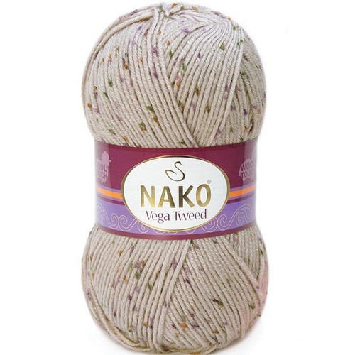 NAKO - NAKO VEGA TWEED 104286