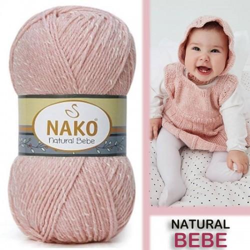 NAKO - NAKO NATURAL BEBE 11620 PUDRA