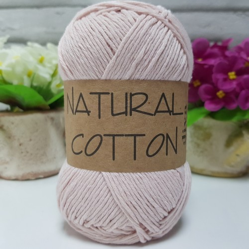 DİVA LİNE - NATURAL COTTON 1003 SOFT PUDRA