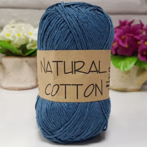 DİVA LİNE - NATURAL COTTON 10328 PETROL