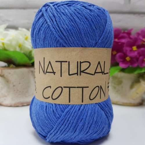 DİVA LİNE - NATURAL COTTON 1256 MAVİ