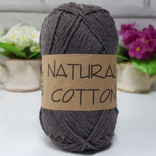 DİVA LİNE - NATURAL COTTON 169 VİZON