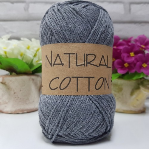 DİVA LİNE - NATURAL COTTON 194 ORTA GRİ