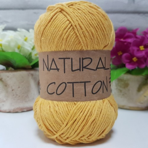 DİVA LİNE - NATURAL COTTON 1974 HARDAL