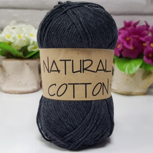 DİVA LİNE - NATURAL COTTON 2108 ANTRASİT