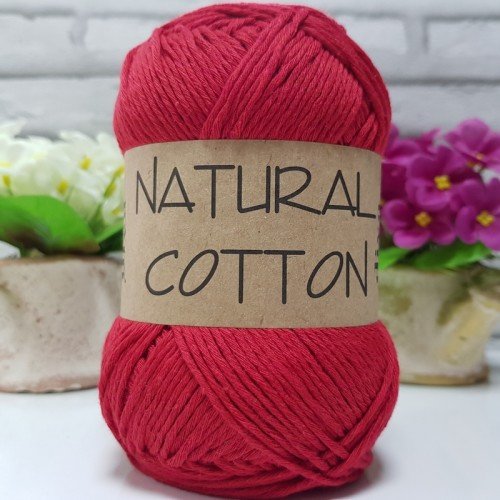DİVA LİNE - NATURAL COTTON 2126 KIRMIZI