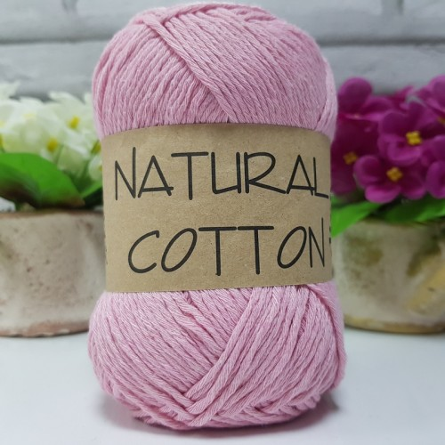 DİVA LİNE - NATURAL COTTON 2130 TOZ PEMBE