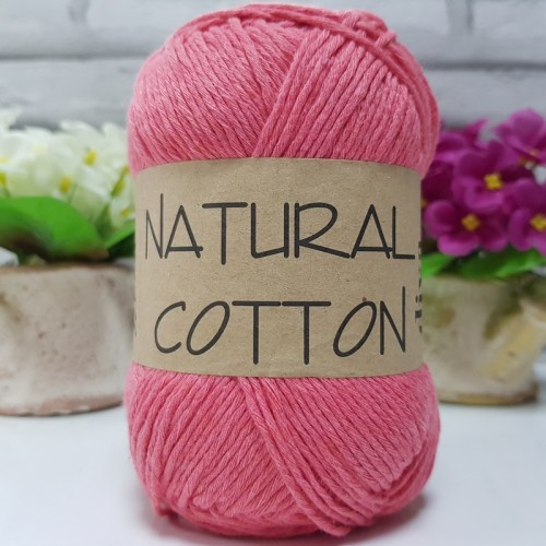 DİVA LİNE - NATURAL COTTON 2136 NAR ÇİÇEĞİ