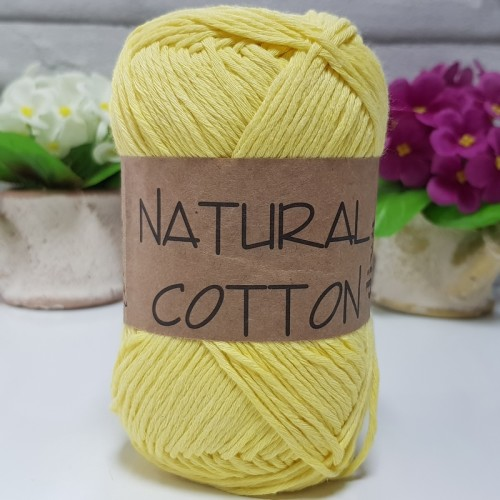 DİVA LİNE - NATURAL COTTON 215 BEBE SARI