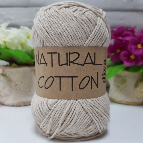 DİVA LİNE - NATURAL COTTON 219 NOHUT