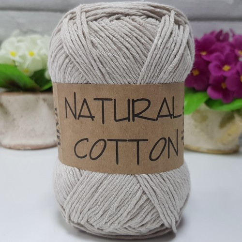 DİVA LİNE - NATURAL COTTON 2305 BEJ