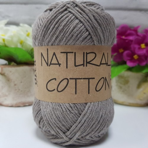 DİVA LİNE - NATURAL COTTON 257 VİZON